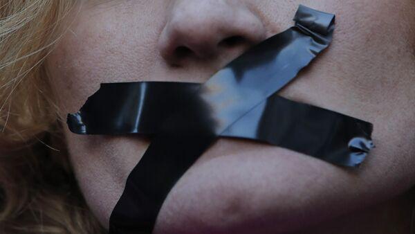 Freedom speech - Sputnik International