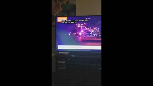 KVUE-TV's captioning firm refers to Austin bombing victim Draylen Mason as this monkey during newscast - Sputnik International