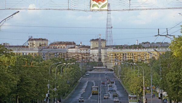 Minsk, the capital of Belarus - Sputnik International