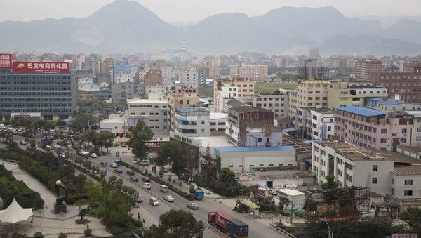 View of Wenzhou, China. (File) - Sputnik International