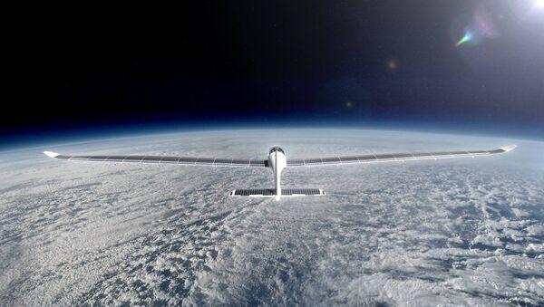 SolarStratos - Sputnik International