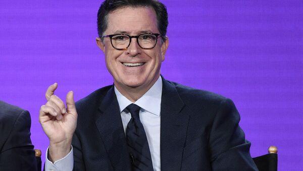 Stephen Colbert - Sputnik International
