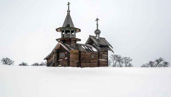Chapel of Michael Archangel - Sputnik International