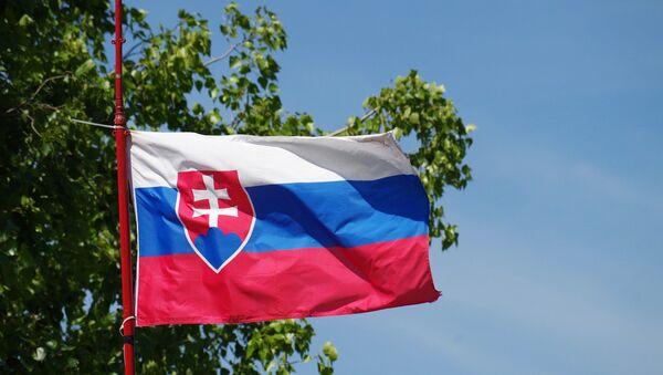 Slovakia flag - Sputnik International
