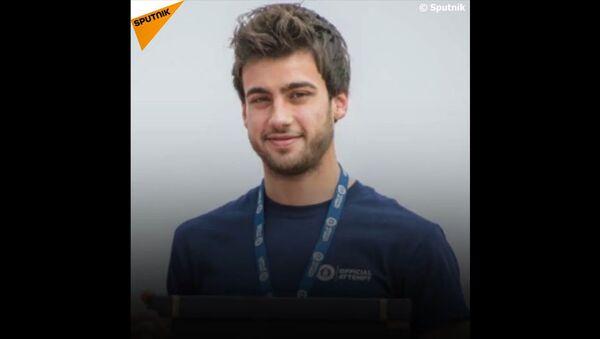 Abdullah Sakkati aka Syrian Bruce Lee - Sputnik International
