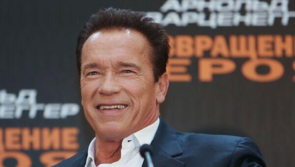 Actor Arnold Schwarzenegger. (File) - Sputnik International