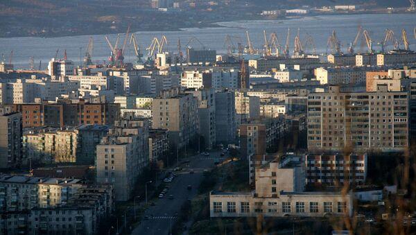 Murmansk - Sputnik International