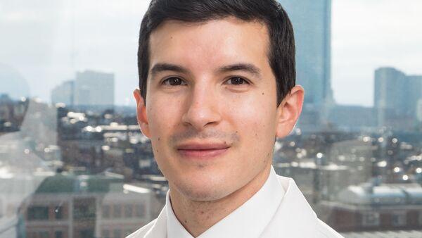 Dr. Joel Salinas at Massachusetts General Hospital. (File) - Sputnik International