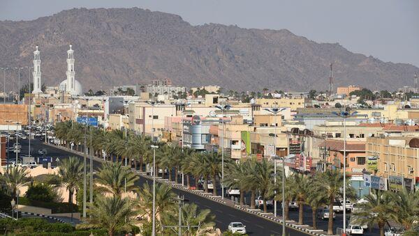 General view of the Saudi border city of Najran. (File) - Sputnik International