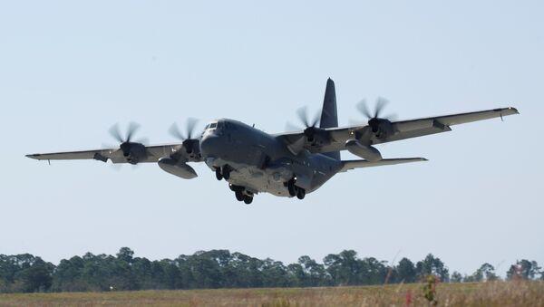 AC-130J Ghostrider - Sputnik International
