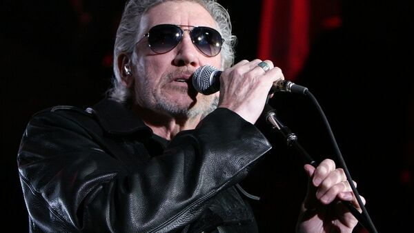 Roger Waters in Barcelona (Spain) during The Wall Live - Sputnik International