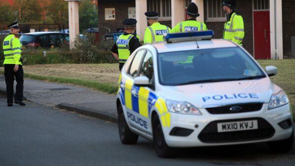 Police in north Manchester. (File) - Sputnik International