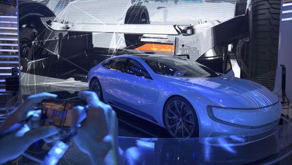 Self-driving car. (File) - Sputnik International