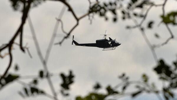 UH-1 helicopter. (File) - Sputnik International