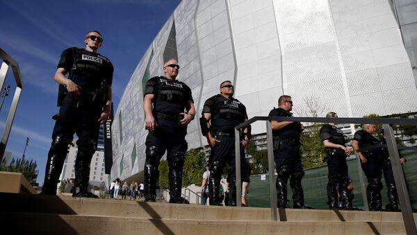 US police officers - Sputnik International