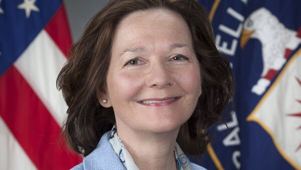 This March 21, 2017, photo provided by the CIA, shows CIA Deputy Director Gina Haspel - Sputnik International