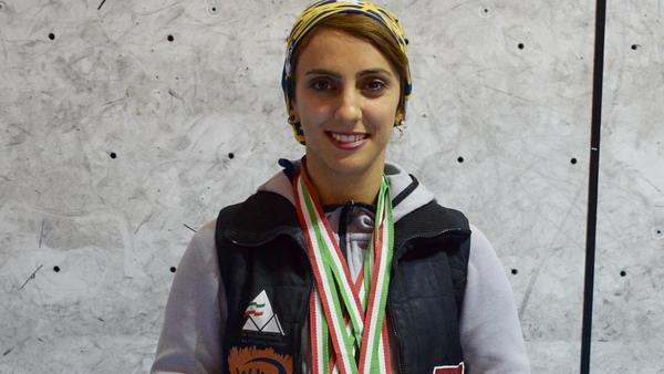 Elnaz Rekabi - Sputnik International