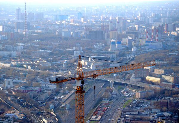 Industrious Moscow From 327m - Sputnik International