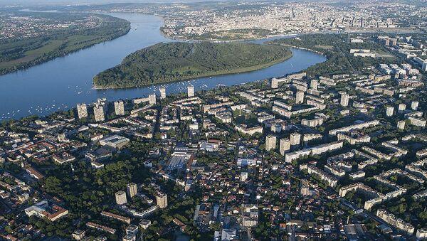 Belgrade and Zemun - Sputnik International