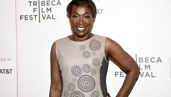 Joy Reid attends the Tribeca TV screening of Rest in Power: The Trayvon Martin Story at BMCC Tribeca PAC, during the 2018 Tribeca Film Festival on Friday, April 20, 2018, in New York. - Sputnik International