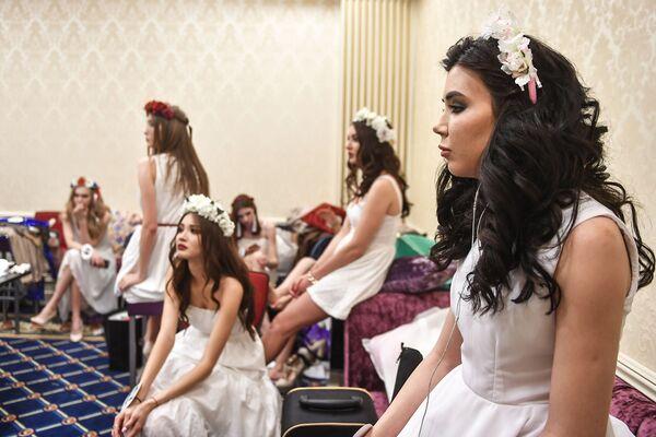 Stunning Women From the Beauty Pageant 'Russian Beauty-2018' - Sputnik International