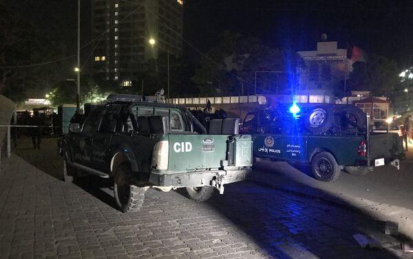 Explosion in Kabul - Sputnik International