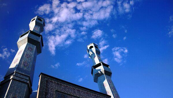 Mosque in Oslo, Norway - Sputnik International