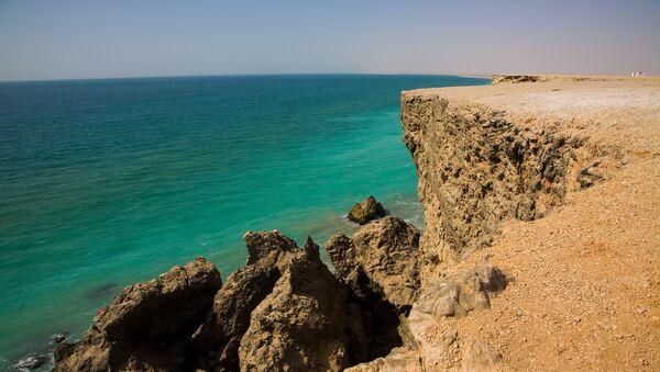 Gulf of Oman - Sputnik International