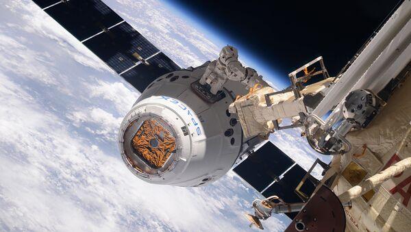 SpaceX Dragon Cargo - Sputnik International