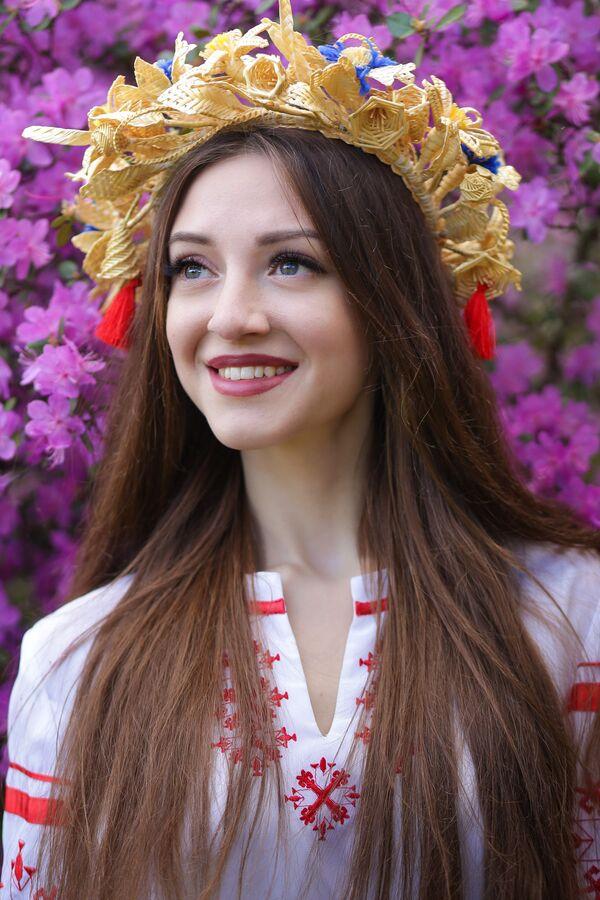 Stunning Participants of the Belarus Spring Queen 2018 Beauty Pageant - Sputnik International