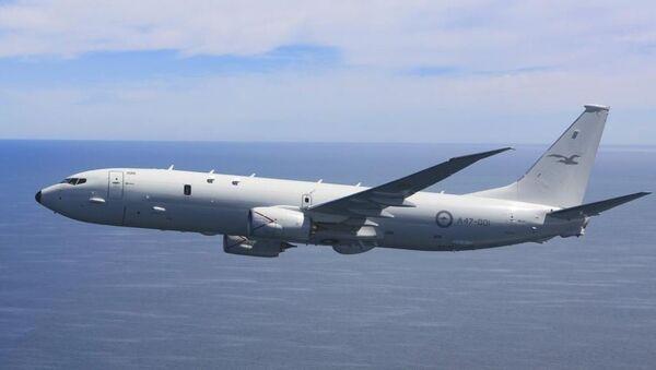 Royal Australian Air Force P-8 - Sputnik International