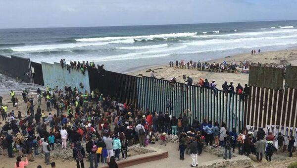 Trump Border Wall - Sputnik International