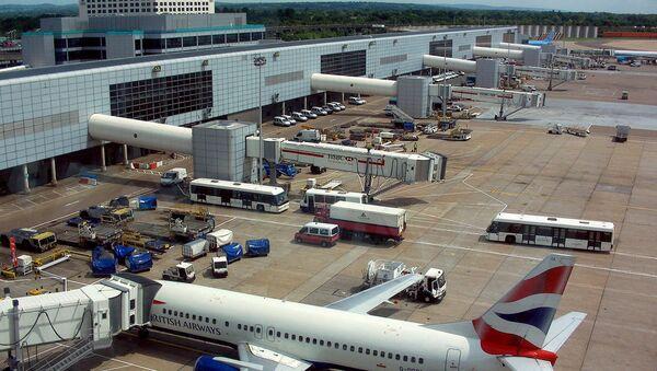 Gatwick Airport, North Terminal - Sputnik International