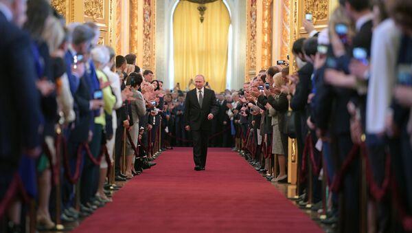 Inauguration of Russian President Vladimir Putin - Sputnik International