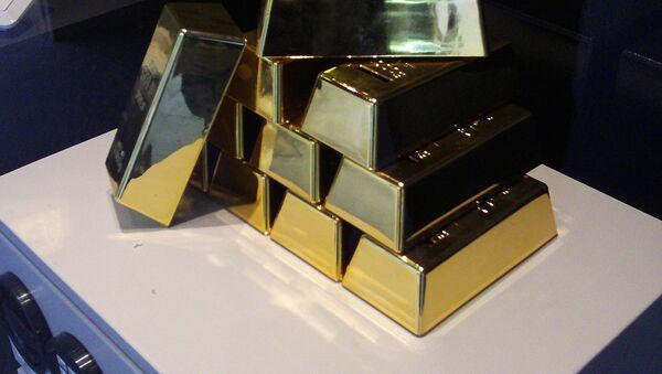 Gold bullion - Sputnik International