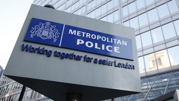 A general view of New Scotland Yard, the headquarters of the London Metropolitan Police Britain's for-most and largest police serviceFriday, Feb., 3, 2012 - Sputnik International