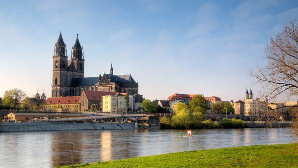 The city of Magdeburg - Sputnik International