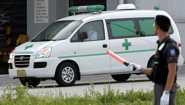 South Korean ambulance  (File) - Sputnik International