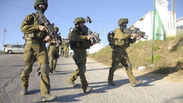 IDF soldiers  - Sputnik International