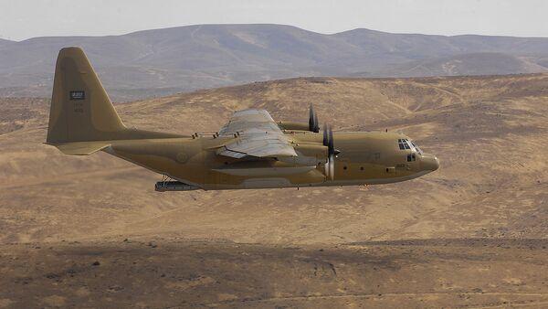 Royal Saudi Air Force C-130 Hercules - Sputnik International