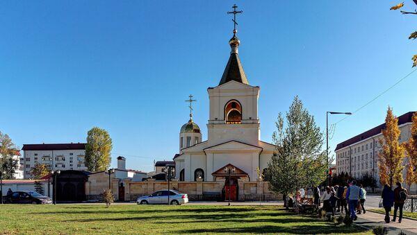 Grozny. Church of Archangel Michael - Sputnik International
