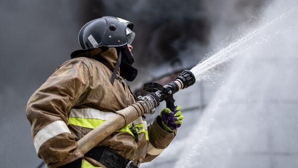 Firefighter - Sputnik International