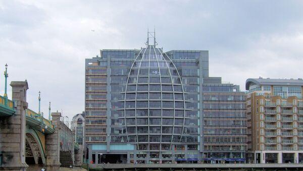 Riverside House, Bankside, London. Home of OFCOM offices - Sputnik International