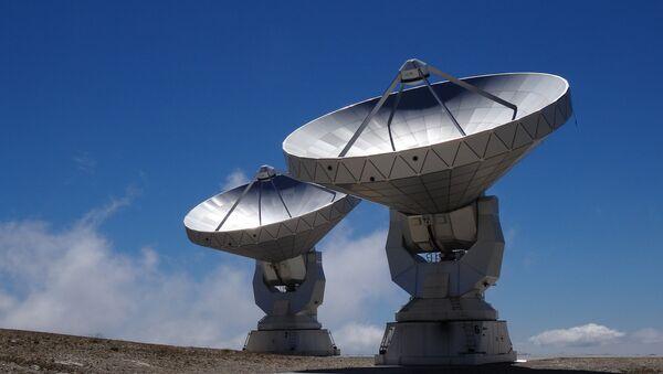 Radio telescope - Sputnik International