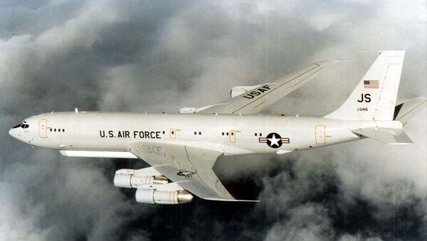 Northrop Grumman E-8 Joint STARS - Sputnik International