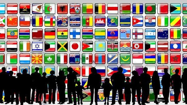Flags - Sputnik International