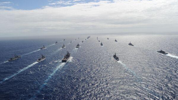 Navy Rim of the Pacific Exercise (File) - Sputnik International