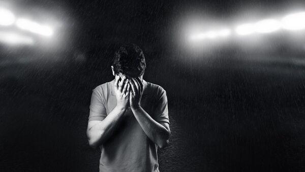 Man, Sadness - Sputnik International