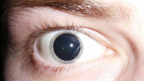 LSD eye - Sputnik International