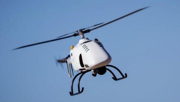 Helicopter drone. file photo. - Sputnik International